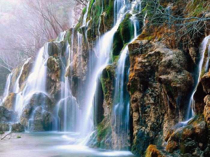 Красивые водопады 10
