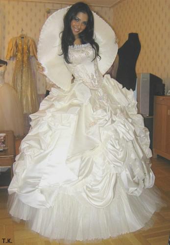 самые красивые платья фото